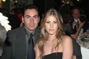 Horacio Ramos y Ana de González..