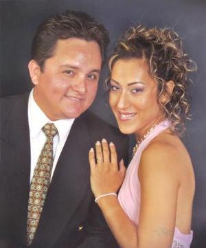 Román Horacio Ayala Valdez y Ana Luisa Silva Pérez.