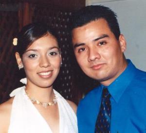 Jesús Ernesto Torres Uribe y Dulce María Gutiérrez Sánchez.