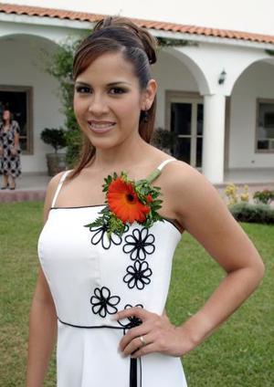 Alma Luján Aguilar contraerá matrimonio el próximo 20 de noviembre, con el señor Gregorio Ruiz Reyes.