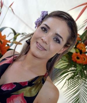 Marcela Pérez Sánchez contraerá matrimonio en breve, y por tal motivo disfrutó de una agradable despedida.