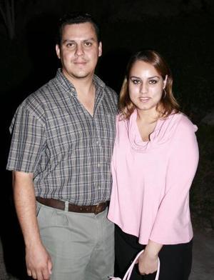 Alejandro Porras y Rocío sánchez Moreno.