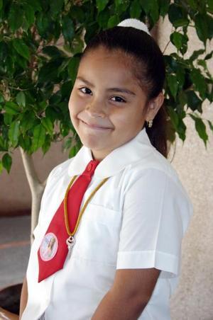Samantha Ofeliz Luján celebró su séptimo cumpleñaos en días pasados.