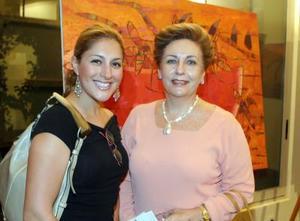 -Lily Anaya de Cortina y Elena de Anaya