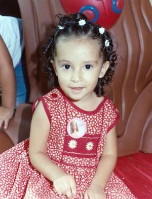 La pequeña  Ana Cristina Castro Arreola celebró su segundo cumpleaños, con divertido convivio.