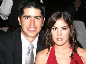Marcelo y Gaby Obeso