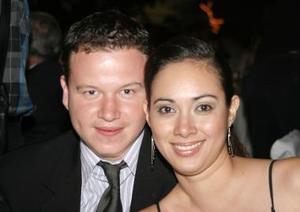 Gilberto Oviedo P. y Katia Valenzuela G.