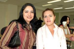 Nancy Recio y Ana Luisa Jáuregui viajaron a la Ciudad de México