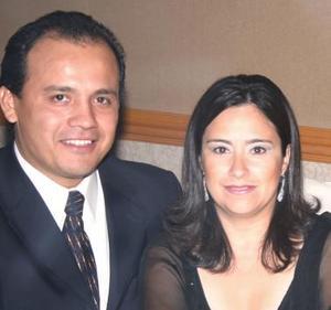 Víctor Severo Ortiz y Lucía de Ortiz.