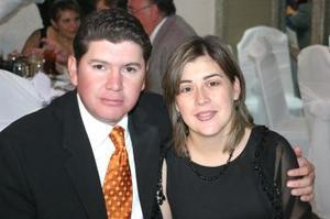Fernando Ruiz y Nancy de Ruiz.