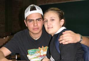 Jesús Astorga Gurza y Mercedes Sada Ramírez.