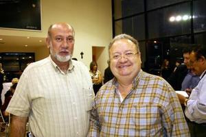 Enrique González y Fernanado González.