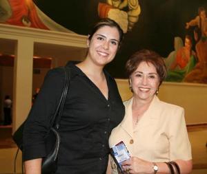 Julia María Vargas y Maris Ortíz de Lozano