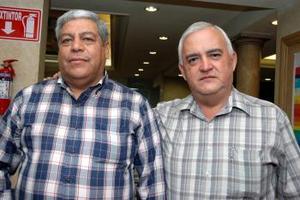 <u><i> 24 de octubre de 2004</u></i><p>  Sergio Puente y Marco Lozano