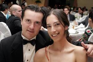 <u><i> 26 de octubre de 2004</u></i><p>  Daniel A. Soler y Emma Quintana Pozo.