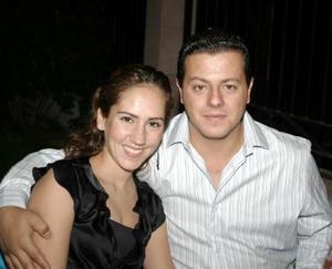 Gaby de Juan Marcos y Antonio Juan Marcos.