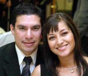 <u><i> 28 de octubre de 2004</u></i><p>  Salim Fahur y Martha de Fahur