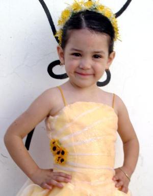 Éricka Esparza Hernández celebró su tercer cumpleaños con una agradable fiesta que le organizaron sus papás Mario Jesús Esparza y Olivia Hernández.