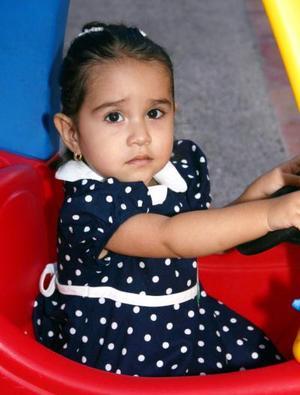 <u><i> 28 de octubre de 2004</u></i><p>  Liliana Ramírez Castillo fue captda para la galería infantil de El Siglo de Torreón