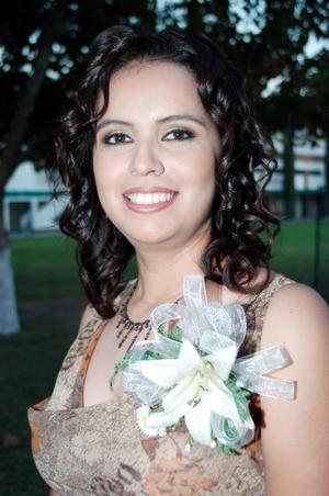 Sandra Ramírez Tovar disfrutó de una despedida de soltera, con motivo de su próxima boda con Javier Ángel Guzmán Mélendez.