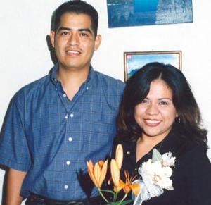 Daniel Martínez Herrada y Karina Berenice Guzmán Rodríguez.