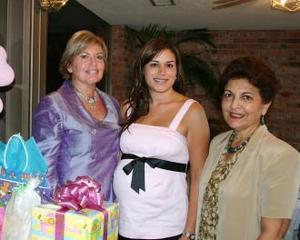 Karla Nuño de Alatorre disfrutó de una fiesta