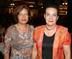 Lupita Díaz de Ochoa y Lupita de Martínez.