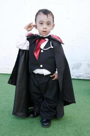 El pequeño Jose Manuel de la O.