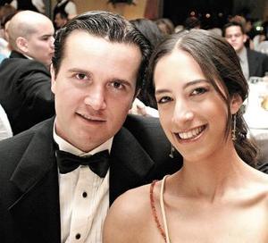 Daniel Soler y Emma Quintana.