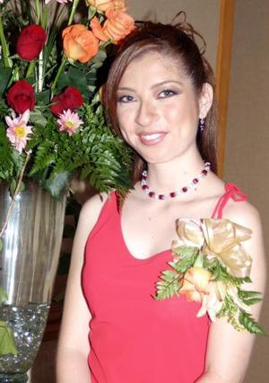 María Lidia Cervantes Peña.