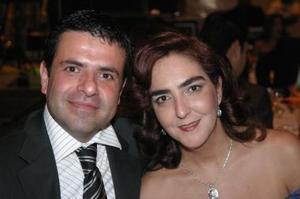 Fernando Duéñez y María Luisa Corcuera.