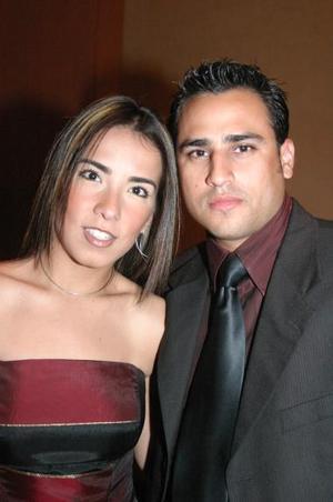 Marisol Monriel Hernández y Juan Pablo Ruiz López de Lara.