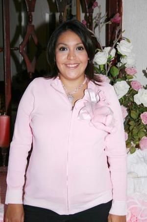 <u><i> 04 de noviembre de 2004</u></i><p>   Ybel García de Pérez recibió felicitaciones, en la fiesta de regalos que le prepararon Fabiola García de Bautista y MAría Elena Rodríguez Alemán.