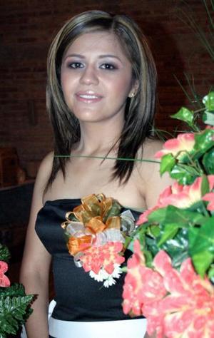 Lucero Díaz Corral disfrutó de una fiesta de despedida de soltera, que le ofrecieron por su próximo enlace matrimonial con Ramsés Moreno Muñoz.