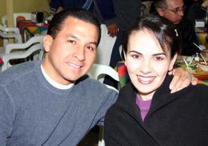 Ricardo y Any Mena