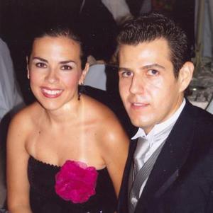 Adán Segura Delgado y Ana Laura