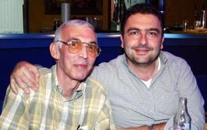 <u><i> 07 de noviembre de 2004</u></i><p>  Juan Llorens y Víctor Habib