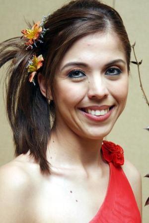 <u><i> 08 de noviembre de 2004</u></i><p> Marisol Medina Rodríguez.