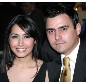 <u><i> 09 de noviembre de 2004</u></i><p>  Ypiz Montalvo y Agustín Saldaña.