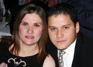 Ileana Dávila de Ramírez y Roberto Ramírez