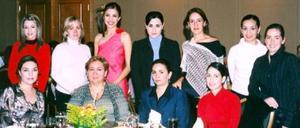 <u><i> 08 de noviembre de 2004</u></i><p> Marisol Medina Rodriguez compartio agradables momentos con sus familiares u amistades