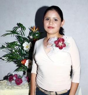 Irene Moreno Sánchez contraerá próximamente nupcias
