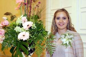 Patricia Ramos Todd fue festejada con una despedida de soltera con motivo de su cercana boda.