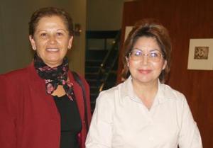 Luz Jiménez y Enedina Meléndez Valenzuela