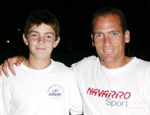 Alexander Tavares y Ken Buchanan