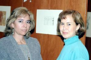 Alma Luna y Lucía Jaik