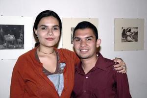 Miriam Canales y Fernando Rodríguez