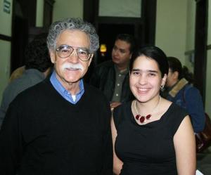Saúl Rosales e Idoia Leal