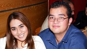 Andrea Denisse Torres y Homero Guerrero
