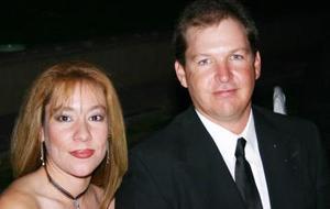 Gustavo Leal Negrete y María Quintero de Leal